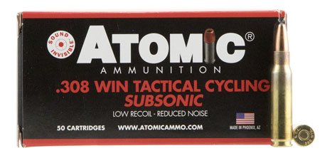 atomic ammunition - Rifle - .308|7.62x51mm for sale