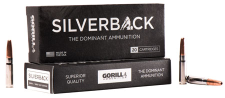GORILLA 300BLK 205GR SUBSONIC 20/200 - for sale