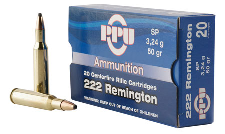 Prvi Partizan - Standard Rifle - 222 Remington for sale