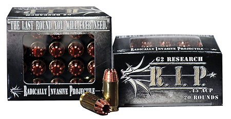 G2R RIP 45ACP 162GR 20/500 - for sale