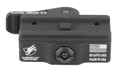 AM DEF AIMPOINT T1 QR MNT LOW - for sale