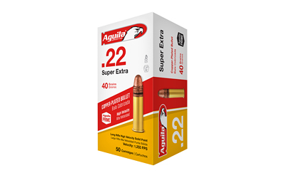 AGUILA 22LR HV SP 40GR 50/5000 - for sale