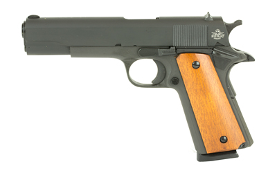 "ROCK ISLAND 1911 45ACP 8RD 5"" PRKD - for sale"