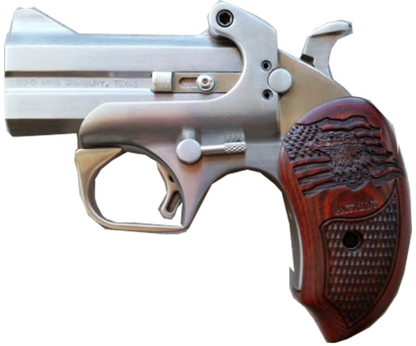 "BOND ARMS PATRIOT 45/410 3"" SS - for sale"
