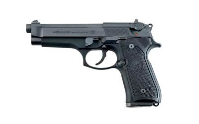 "BERETTA 92FS 9MM 4.9"" BL 2-15RD ITLY - for sale"