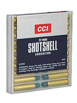 CCI 22WMR SHOTSHELL 20/2000 - for sale