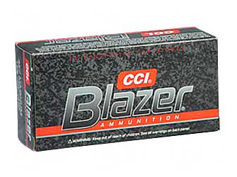CCI|BLAZER - Blazer - .357 Mag for sale