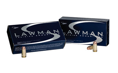 SPR LAWMAN 9MM 124GR TMJ 50/1000 - for sale