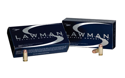 SPR LAWMAN 45ACP 230GR TMJ 50/1000 - for sale