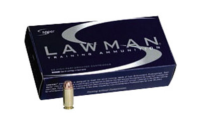 CCI|BLAZER - Lawman - .357 SIG for sale