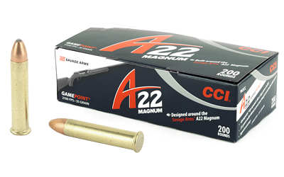 CCI|BLAZER - A22 - .22 Mag for sale