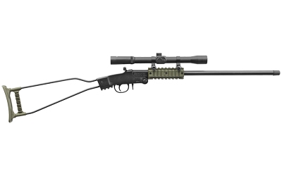 "CHIAPPA LITTLE BADGER 22LR 16.5"" OD - for sale"