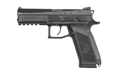 "CZ P-09 9MM 4.5"" BLACK 10RD - for sale"