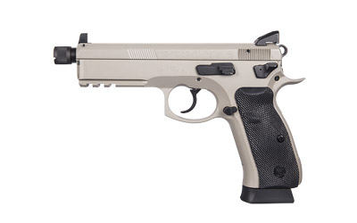 "CZ 75 SP-01 TAC 9MM 5.21"" GRY NS 18R - for sale"