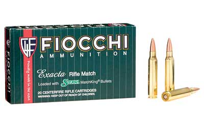 FIOCCHI 223REM 77GR HPBT MK 20/200 - for sale
