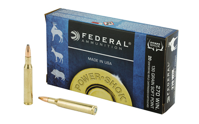 Federal - Power-Shok - 270 Winchester for sale