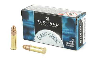 FED GMSHK 22LR HV 40GR SLD 50/5000 - for sale
