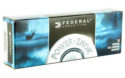 Federal - Power-Shok - 7mm WSM for sale