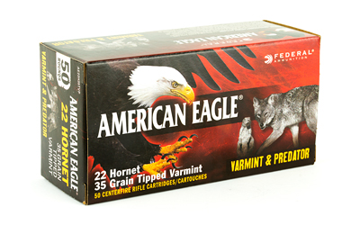 Federal - American Eagle - .22 Hornet for sale