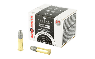 FED AUTO MTCH 22LR 40GR SLD 325/3250 - for sale