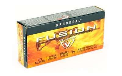 Federal - Fusion - .224 Valkyrie for sale