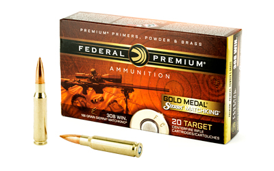 Federal - Gold Medal - .308|7.62x51mm for sale