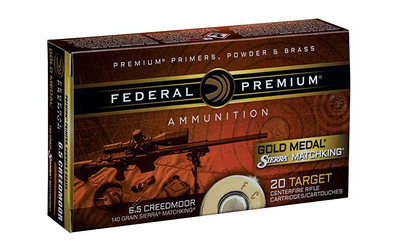 Federal - Premium - 6.5mm Creedmoor for sale