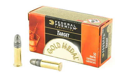 Federal - Gold Medal - .22LR for sale