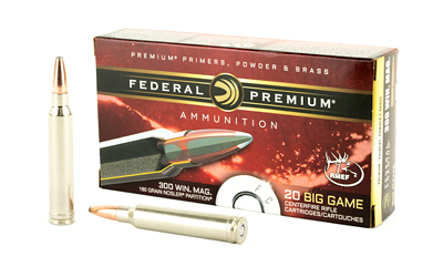 Federal - Premium - 300 Winchester Magnum for sale