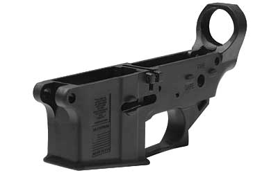 FMK AR15 POLYMER LOWER RECEIVER BLK - for sale