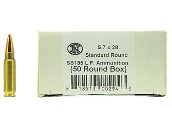 FN SS195LF 5.7X28MM 27GR 50/2000 - for sale