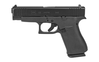 GLOCK 48 9MM 10RD BLK - for sale