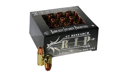 G2R RIP 9MM 92GR 20/500 - for sale