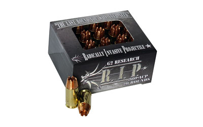 G2R RIP 380ACP 62GR 20/500 - for sale