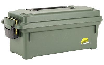 PLANO SHOT SHELL BOX OD GREEN 4PK - for sale