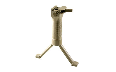 GRIP-POD MIL PLY/STL BIPOD CL V2 TAN - for sale