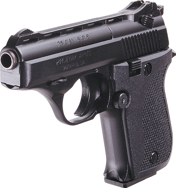 PHOENIX HP-25A AUTO 25ACP 10RD BLK - for sale