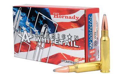 Hornady - American Whitetail - .308|7.62x51mm for sale