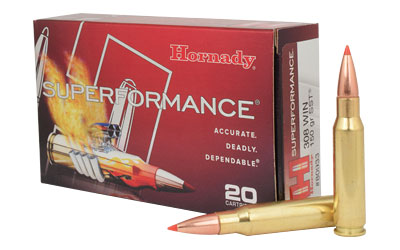 Hornady - Superformance - .308|7.62x51mm for sale