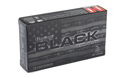 Hornady - Black - .308|7.62x51mm for sale