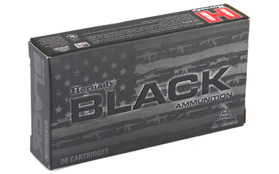 Hornady - Black - 5.56x45mm NATO for sale