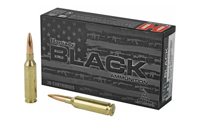 Hornady - Black - 6mm Creedmoor for sale