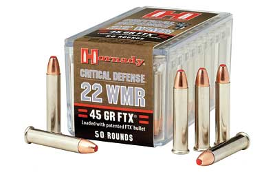 HRNDY 22WMR 45GR FTX CD 50/2000 - for sale