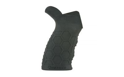 HEXMAG TACTICAL RUBBER GRIP BLACK - for sale