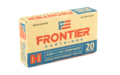 frontier ammunition - Frontier - 5.56x45mm NATO for sale