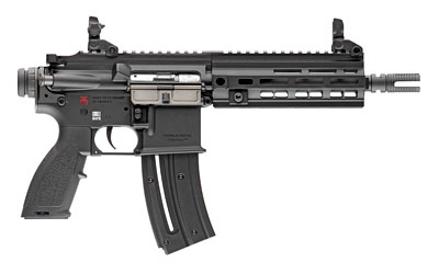 "HK HK416 PSTL 22LR 8.5"" 20RD BLK - for sale"
