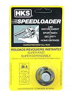 HKS SPDLR 357 S&W J TAU 605 RUGER - for sale