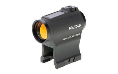 HOLOSUN GREEN DUAL RETICLES SOLAR - for sale