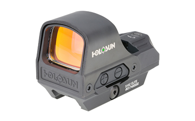 HOLOSUN OPEN REFLEX GREEN RETICLE QR - for sale