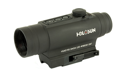 HOLOSUN 2MOA RED DOT 30MM SIDE LASER - for sale
